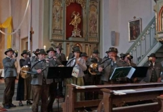 75. Geburtstags des Ortspfarrers Pater Ladislaus Duda OSA und  Pfarrjubiläum