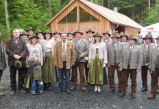 """""""Unser Wald in guten Händen"""" – Waldtag des FB Bad Königshofen"""