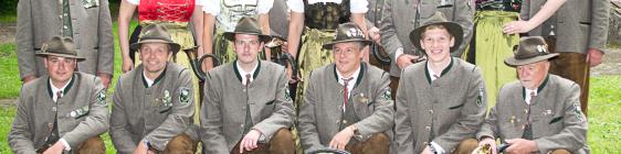 Triple-Sieg der Jagdhornbläsergruppe Rhön